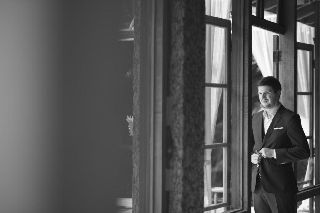Casamento Nathalia e Diogo - Making of Noivo - Marina Fava Fotografia
